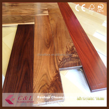 UV Lacquer Engineered Multi-ply Acacia Floating Wooden Floors