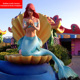 fiberglass large mermaid statues for garden, life size mermaid statue