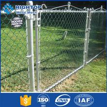 heavy duty galvanized chain link fence from China factory
