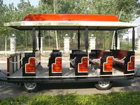 Trackless Coach with 20 passengers