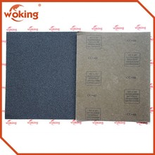 230*280mm riken abrasive sandpaper for hand working