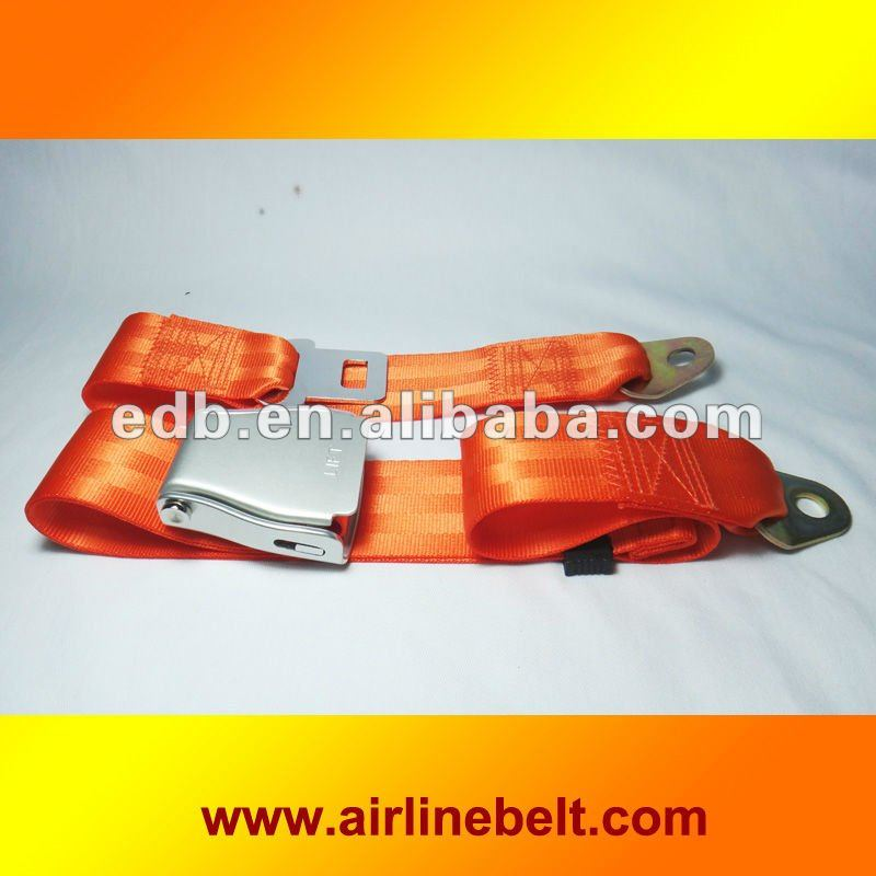Top luxury airline safety seat belt