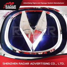 custom acrylic automobile 3d led lighted car logo for auto 4s shop sign