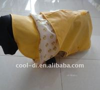 fashionable pet dog raincoat PW18