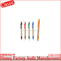 Disney Universal NBCU FAMA BSCI GSV Carrefour Factory Audit Manufacturer Ball Point Pen Spring Making Machine