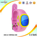 Android smart tracking locator watch phone for kids, child GPS watch cheap price China