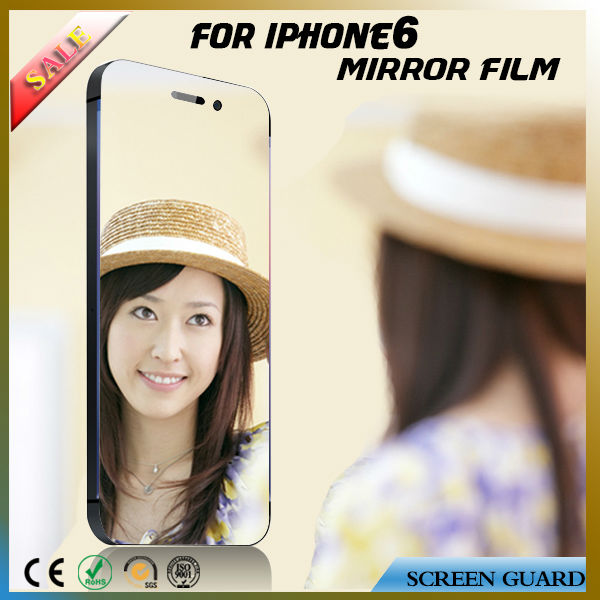 Alibaba Express Mirror Screen Cover Protection 4.7 Inch For Iphone 6 Generation Apple