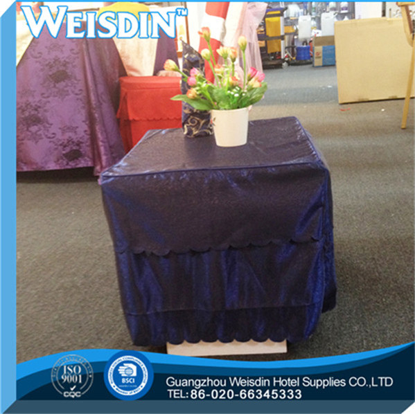 Wedding Guangzhou Embroidered table cover/tablecloth/table cloth