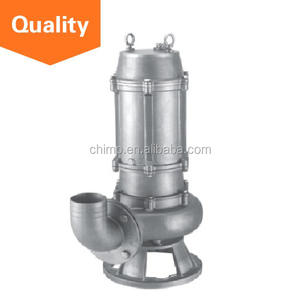 CHIMP high head non-clog sewage submersible dirty lift water pump