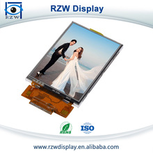 TFT Transmissive 2.8 inch 25 pin low voltage lcd display