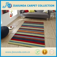 High quality multi hand tufted acrylic modern floor area rug for living room