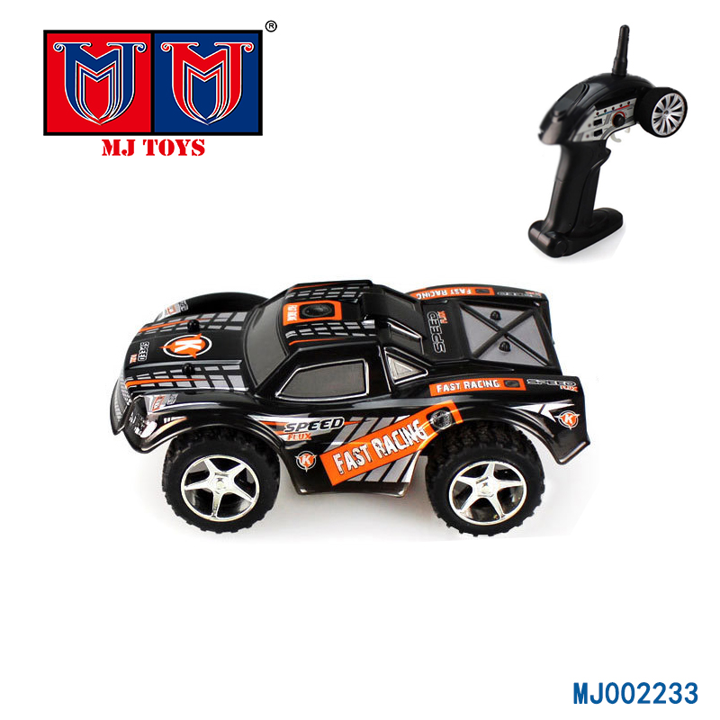 cheap off-road children remote racing toys rc with high speed platform
