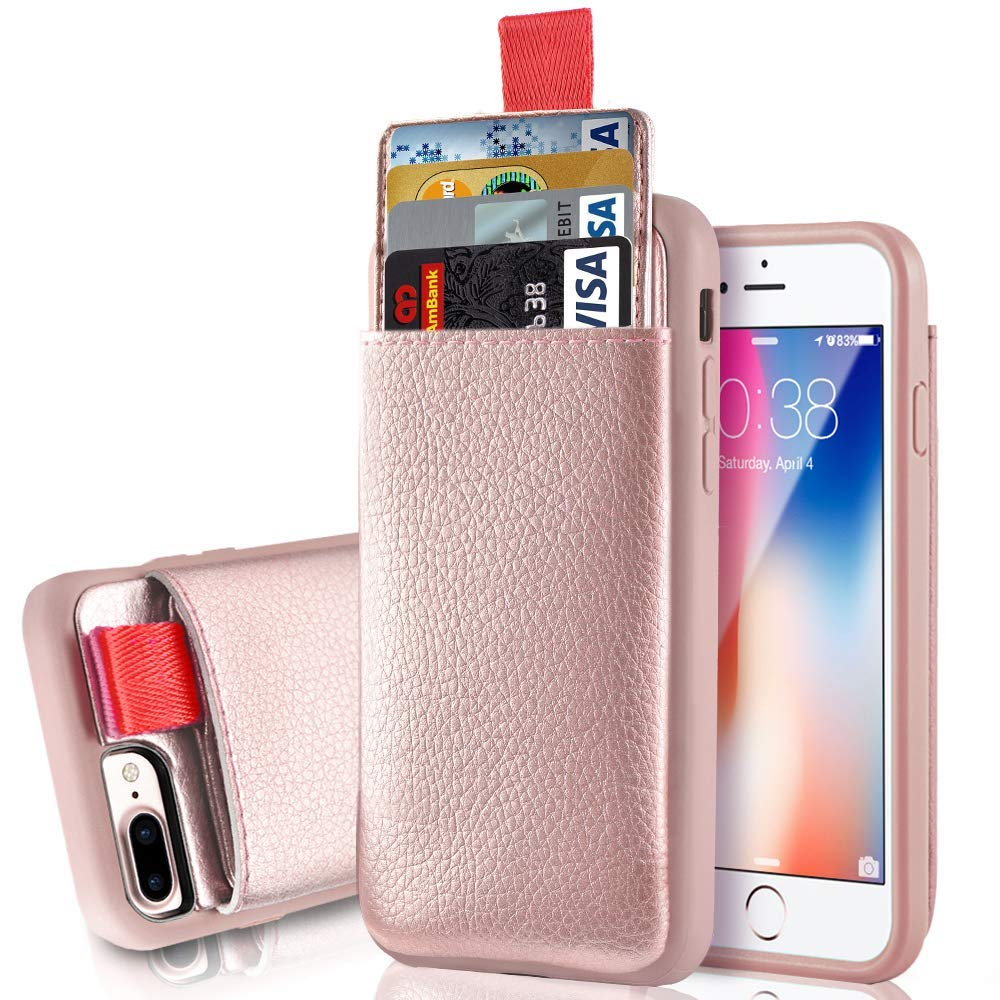 For Apple Iphone 8 Iphone 7 Belt Clip Case Black Holster Tough Phone Cover To Assure Years Of Trouble-Free Service Cell Phone Accessories