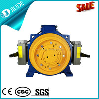 Cheap Price Small Load Weight Gearless Traction Machine