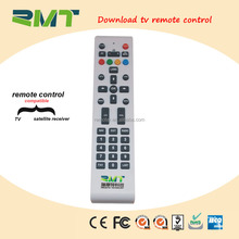 Universal download tv remote control for huayu tv & satellite receiver