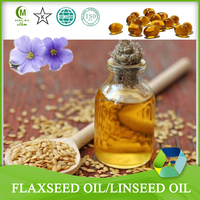 Medicinal Plant Extraction Flaxseed Oil /Wholesale Organic Flax Seed Oil/Bulk Linseed Oil