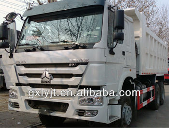 SINOTRUK ZZ3257M3447C1 Tipper Truck For Sale