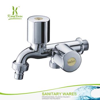 Sanitary Fitting Washing Machine Cold Water Tap Dual