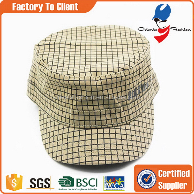 Economic manufacture simile military hat