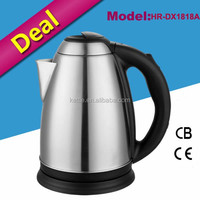 Popular instant hot Chinese min travel electric water kettle