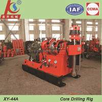 SK XY-44A portable deep water well drilling rig