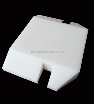 factory wholesale unique shape stock pure foam
