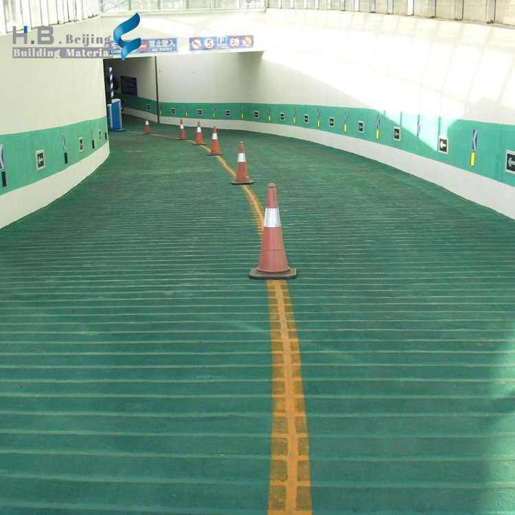 Innovative new products a large number of practical anti-static epoxy floor paint