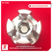 304/316 Stainless Steel wire rope cross clamp