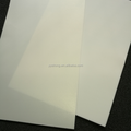 Custom made size 1mm thick polietileno foam sheets with white color