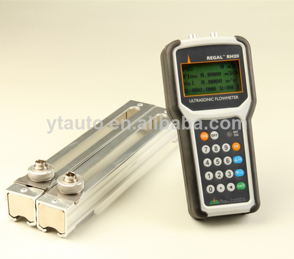 Handheld ultrasonic fuel meter price low with good performance and high accuracy