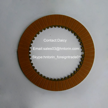 Factory ! 29537887 paper base motorcycle clutch friction plate for ALLISON