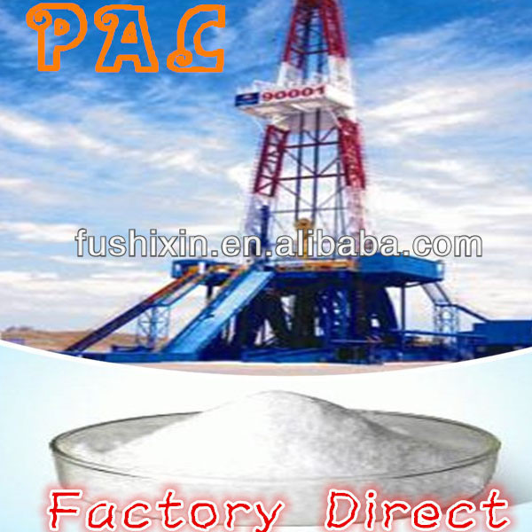 Polyanionic Cellulose for Oil Refining Drilling Fluid Mud PAC Supplier PAC For Oil Well Drilling PAC Cellulose Powder