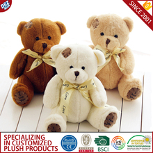 ICTI certified mini teddy bear factory price child toy