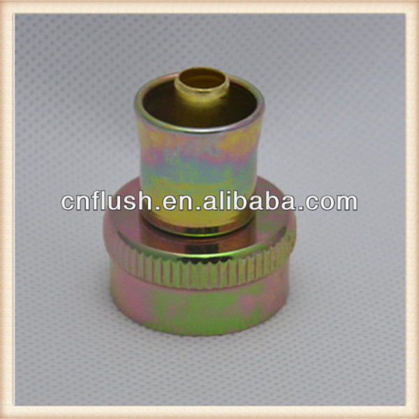 Washing machine hose coupling