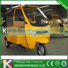 Hot sale passenger tricycle three wheel bike/TAXI Passenger enclosed cabin tricycle/new design adult