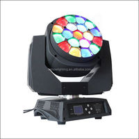 19*15W Bee Eye LED Moving Head Light with Zoom
