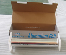Food Packing Aluminum Foil Corrugated Aluminum Foil Plant