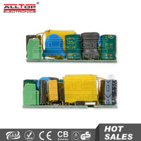 Plastic case high efficiency constant current 8w 12v led driver