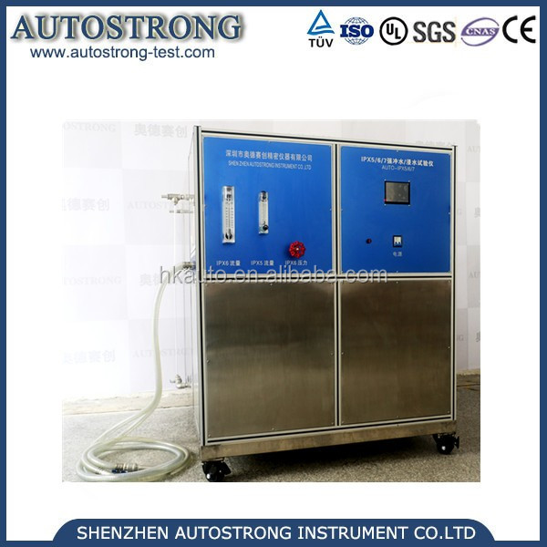 IEC60529 IPX5 IPX6 waterproof testing machine