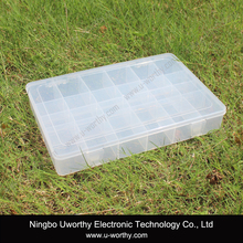 Best Price Decorative Transparent Plastic Storage Box