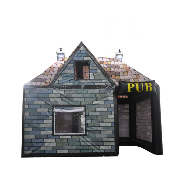 Outdoor C&ing Inflatable Bar Pub Tent House With Room  sc 1 st  Alibaba & Outdoor Camping Inflatable Bar Pub Tent House With Room - Buy ...