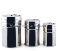 2015 new products wholesale market wedding party favor stainless steel salt and pepper shaker