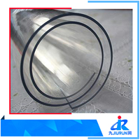 2mm 3mm Super Clear Crystal Transparent Soft Table PVC Plastic Sheet