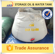 Used as storage function inflatable collapsible water bags