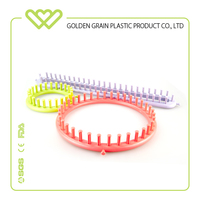 ABS Round Plastic Knitting Loom
