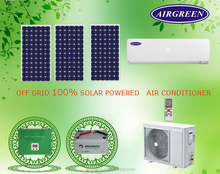 100% SOLAR POWERED AIR CONDITIONER /AIR CONDITIONING