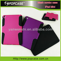 2013 latest 2 in 1 combo case for ipad mini