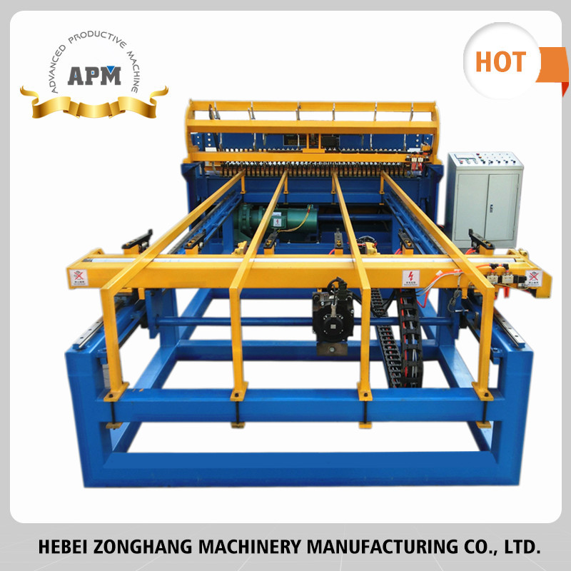3D wire mesh welding machinery