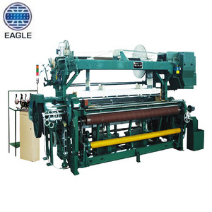 china shuttleless rapier loom cloth weaving machine