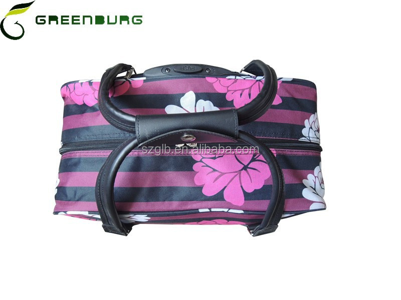 new fashion good quality trolley travel bag &luggage bag&duffel trolley bag